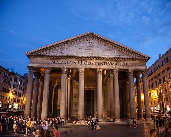 Roma, 2014