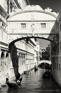 Ponte dei Sospiri - Bridge of Sighs