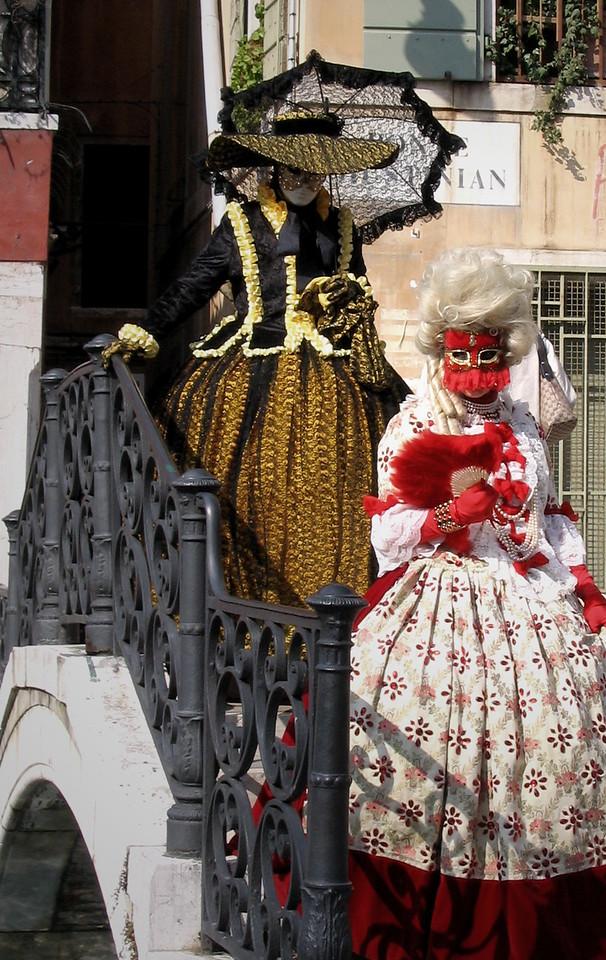 Carnaval in Venice