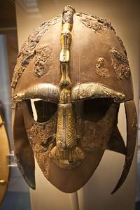 Sutton Hoo helmet!