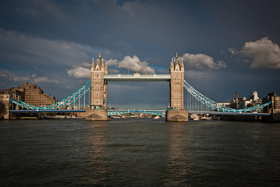 Iconic Tower Bridge.