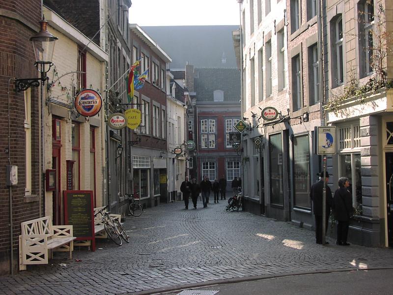 little alleys