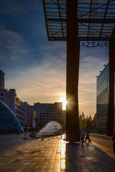 18 Septemberplein, near Piazza Center, in Eindhoven