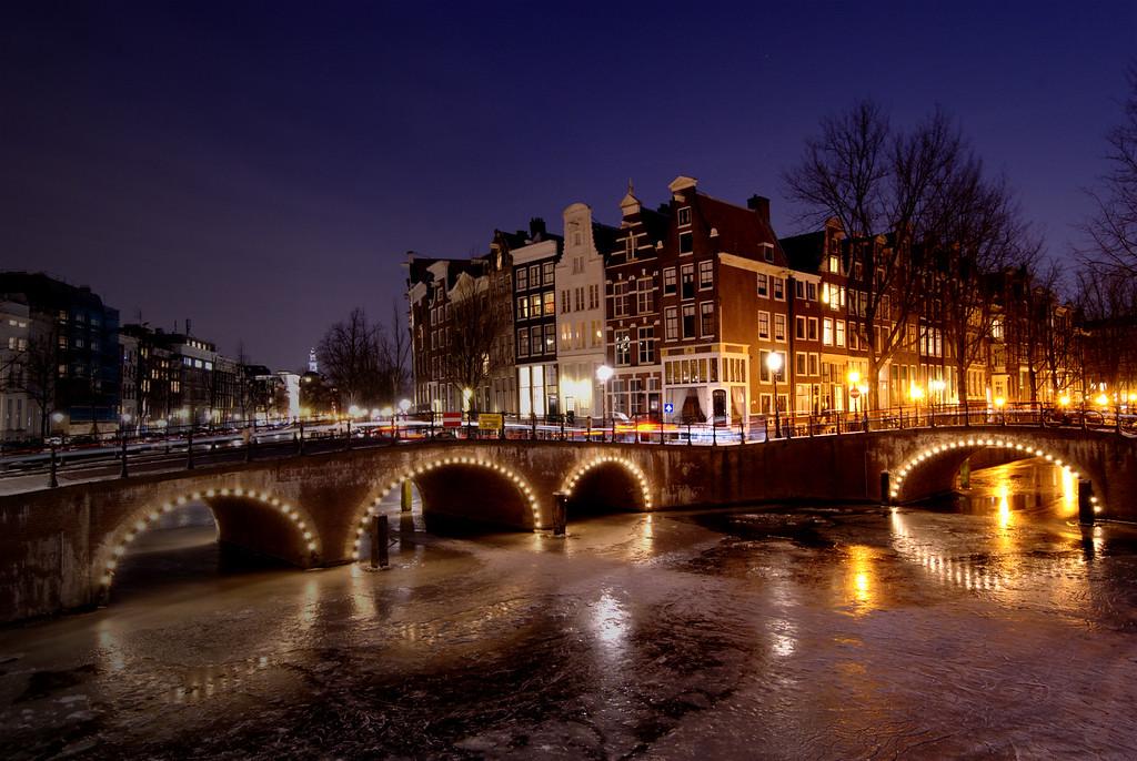 Frozen Canals