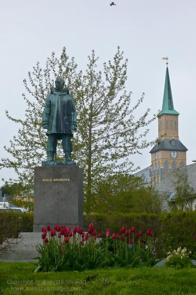 Roald Amundsen, Tromso