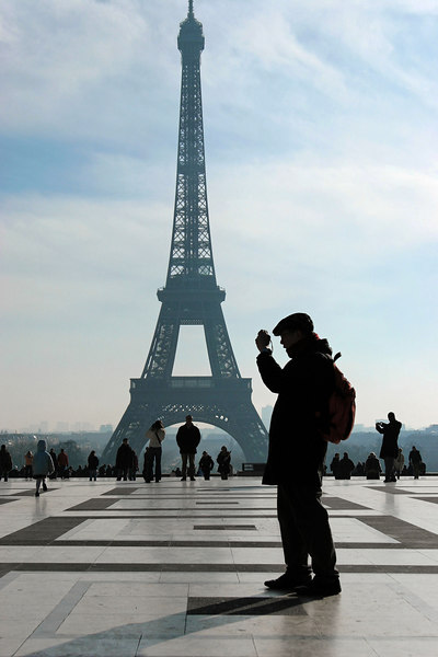 Tower and Tourist.