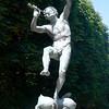 Statue in Luxembourg Garden