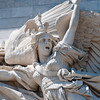Detail from the Arc de Triomphe