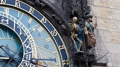 Astronomical Clock, Staré Město, Praha