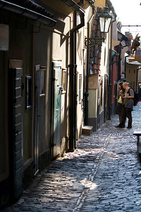 Golden Lane, Prague Castle, Praha