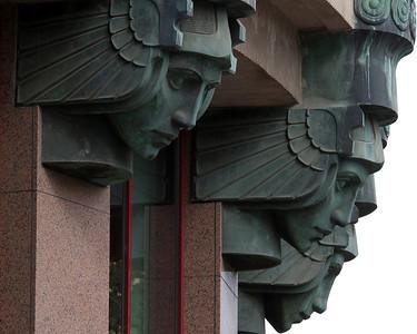Art Deco, Praha