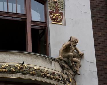 Divadlo Viola, Národní třída, Nové Město, Praha