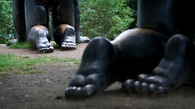 Bronze Toes, Sovových mlýnů, Praha
