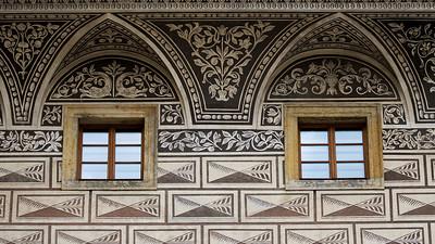 Schwarzenberg Palace, Hradcany, Praha