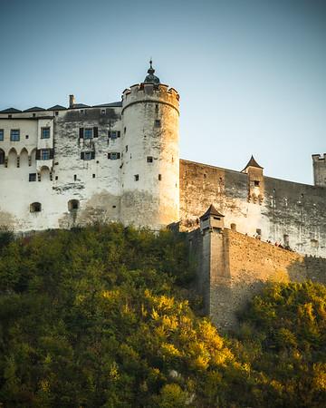 Salzburg-October 2018