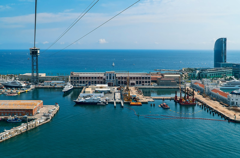 port from cable car