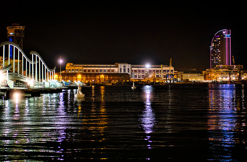 Port Vell & the W