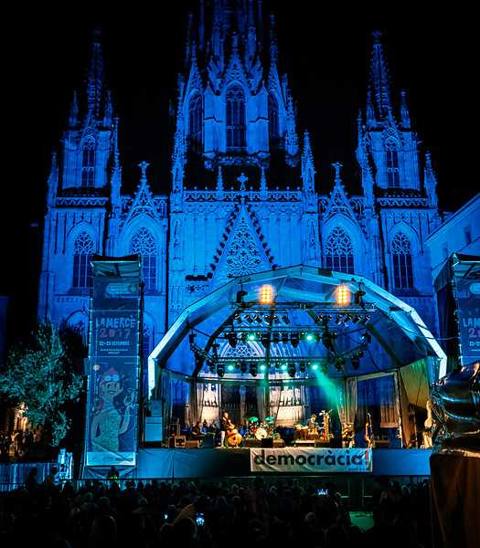 Cathedral of Barcelona & La Merce