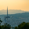 Communication Tower from Montjuic