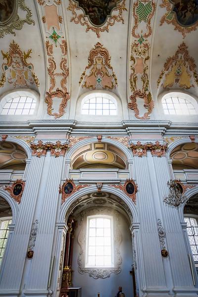 """""""Jesuitenkirche"""" (Jesuit Church)"""
