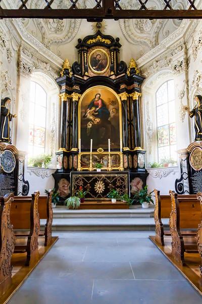 """""""Franziskanerkirche"""" (Franciscan Church)"""