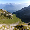 From funicular down from Pilatus