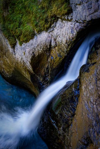 Trümmelbach Falls