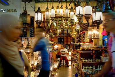 Grand Bazaar - the oldest shopping mall in the world