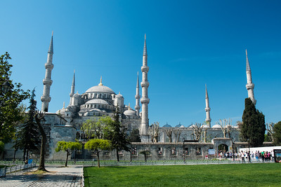 Sultanahmed (Blue) Mosque