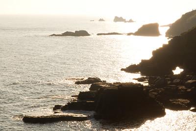 Click here to buy at Alamy. Keywords: Atlantic Ocean Cornwall England Rock Sea MyID: 07CW002
