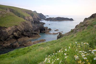 09CW028e Atlantic Ocean Cornwall EnglSeas United Kingdom