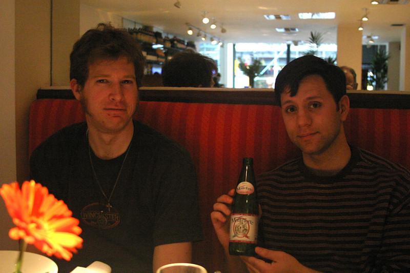 Matt & Mark