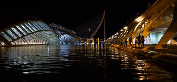 Exploring Valencia - August 2016