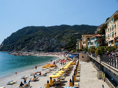 Monterosso al Mare Beach 2