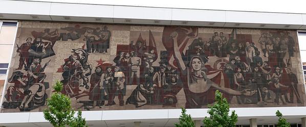 socialist art, Dresden