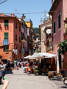 Monterosso al Mare - High Street