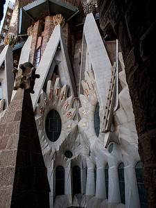 Detail - Sagrada Familia