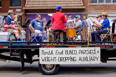 North End Bunco, Parchesi, & Weight Dropping Auxiliary