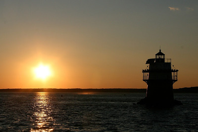Bug Light Sunset