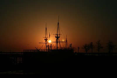 Mayflower Dawn