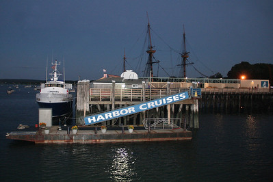 Harbor Cruises Dock