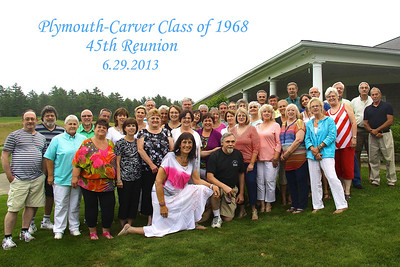 2013 Reunion Group Photo