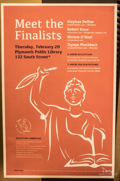 Poet Laureate Finals