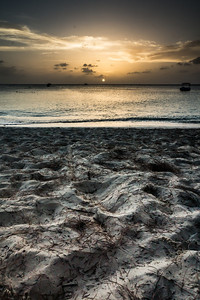 Sunset at the Sidebar-Grand Cayman