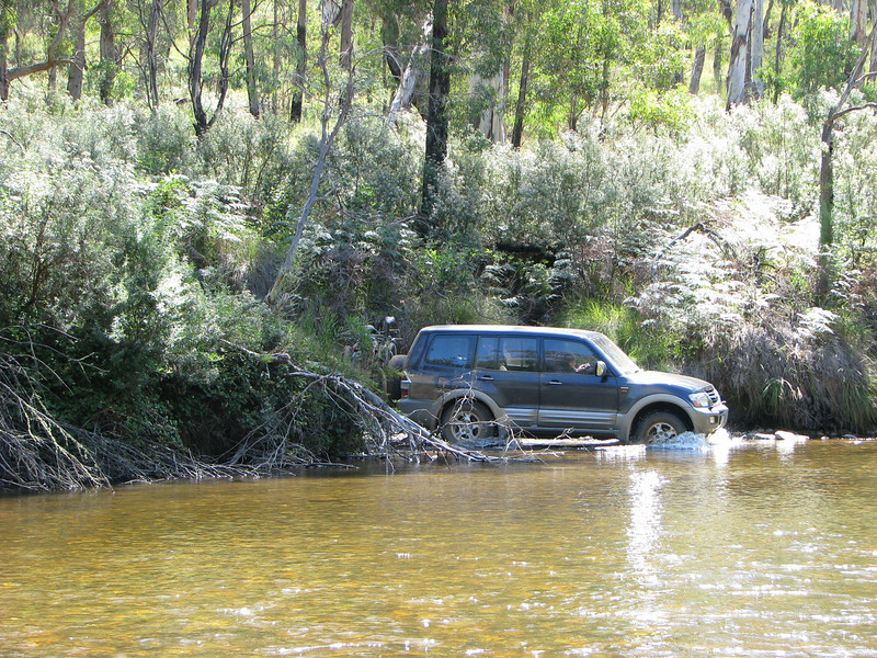 Murray River Crossing