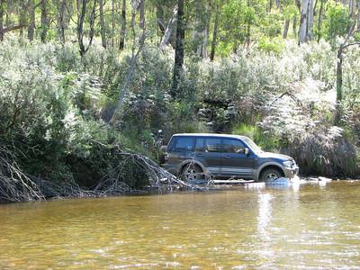 Murray River Crossing