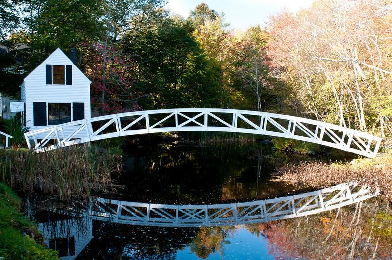 Selectmen's Building c. 1780, Somesville, Maine
