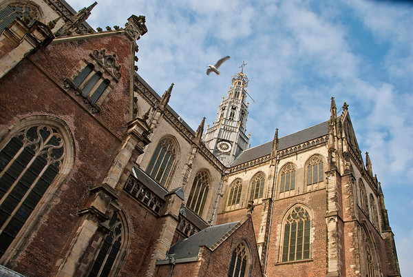 Great Church, Haarlem, Holland
