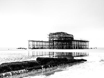 Brighton Pier (C) Bill Hiskett