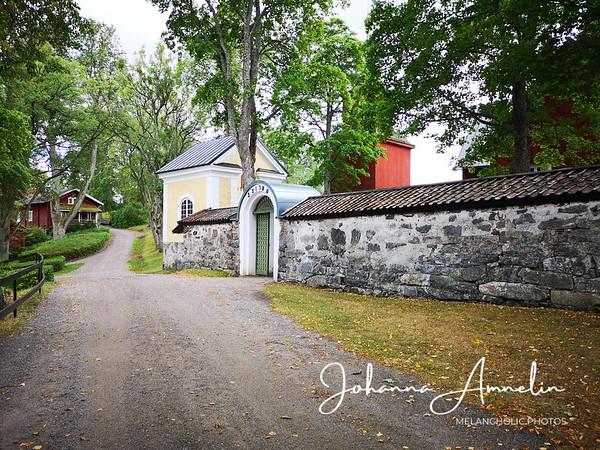 Vanhanajan saaristokylä tunnelmaa Barösundetissa ja upea Fagervikin ruukki